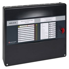 Notifier Fire Alarm Panel NFS2-8 - 4 Zone Conventional - 002-490-149