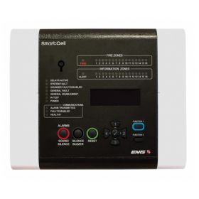 EMS SmartCell Wireless Fire Alarm Control Panel - 230V AC Version - SC-11-1201-0001-99