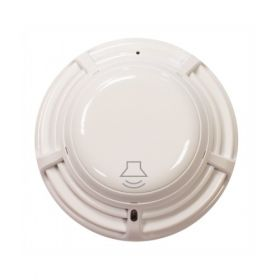 EMS SmartCell Wireless Dual Smoke & Heat Detector With Combined Sounder - SC-22-0200-0001-99