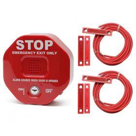 Exit Door Alarm For Double Doors - STI-6402