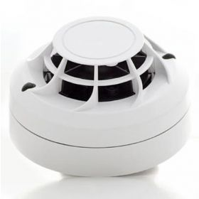System Sensor 52051HTE-26 High Heat Detector - Analogue Addressable - White
