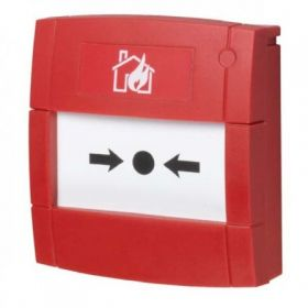 Tyco Fireclass 2501233 Conventional Resettable Flush Manual Call Point