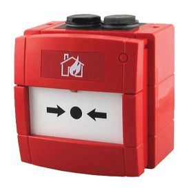 Tyco Fireclass 2501176 Weatherproof Conventional Manual Call Point