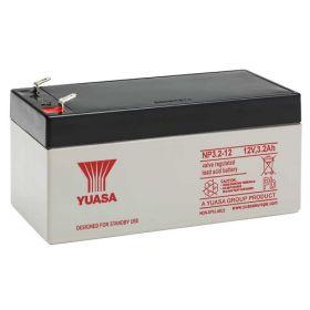 Yuasa NP3.2-12 Battery 3.2Ah 12V Sealed Lead Acid Battery