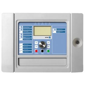 Ziton ZP2 Fire Alarm Panel With EVAC Controls - 1 Loop - ZP2-E1-S-99