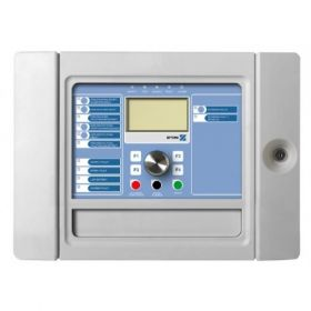 Ziton ZP2 Fire Alarm Panel With Fire Brigade Controls - 1 Loop - ZP2-F1-FB2-S-99