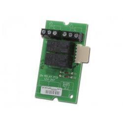 Notifier 020-713 Fire & Fault Relay Module For NFS2-8 Panel