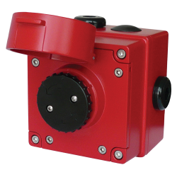 E2S IS-CP4B-PB-ST-LF-NL-RD-24V-S470R Intrinsically Safe Push Button Call Point (308-074)