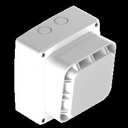 Zeta 10-031 Wi-Fyre Wireless Sounder c/w Batteries - White