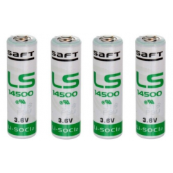Zeta Wi-Fyre Wireless Sounder & I/O Module Battery Pack - 10-081