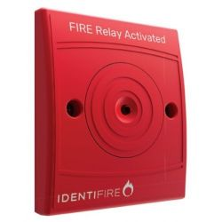 Vimpex 10-2210RFR-S Identifire Auxilliary Relay - Flush Mounted