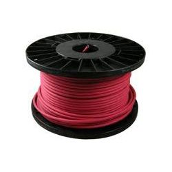 Fire Alarm Cable - Standard 2 Core 1.5mm Red - 100m Roll