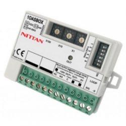 Nittan 1O-ASBOX Addressable Output Interface Module - AS Protocol