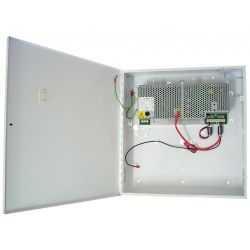 EN54 Power Supply Elmdene 2405STE - 24V 5A