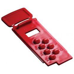 Apollo 29600-399 Spare Address Card For Xpander Wireless Equipment Range - Red