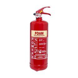 Thomas Glover PowerX 2Ltr AFFF Foam Fire Extinguisher