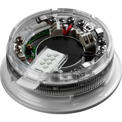 Apollo 45681-393SIL Discovery Addressable Sounder Visual Indicator Base - SIL Version
