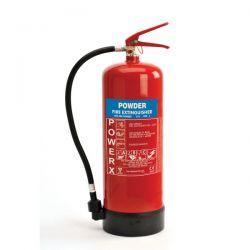Thomas Glover PG4A PowerX 4Kg ABC Dry Powder Fire Extinguisher - 81/03407
