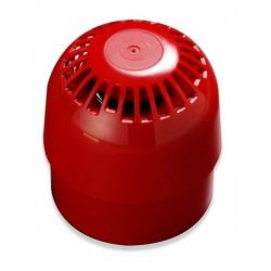 Ampac 55000-001AMP XP95 Addressable Wall Mounted Sounder - Red