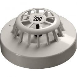Apollo 55000-145 Series 65A Heat Detector With Flashing LED - 200˚F