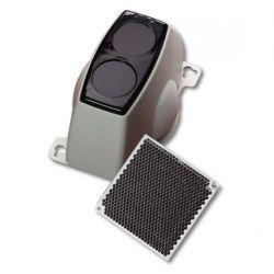 Ampac 55000-273AMP XP95 Reflective Beam Detector - Loop Powered - 100m