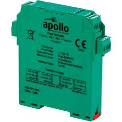 Apollo 55000-802 XP95 DIN Rail Dual Isolator