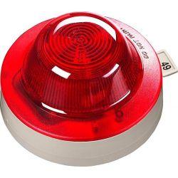 Apollo 55000-877 XP95 Red Flashing LED Beacon