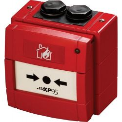 Apollo 55100-940 XP95 Intrinsically Safe Call Point - Addressable