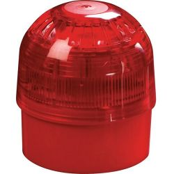 Apollo 58000-005 Discovery Wall Mounted Sounder Beacon - Red