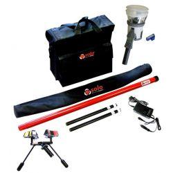 Testifire 6001-001 Test Kit - Smoke & Heat Detector Testing & Heat Removal Upto 6 Metres