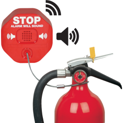 STI-6200WIR Wireless Extinguisher Stopper