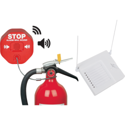 STI-6200WIR8 Wireless Extinguisher Stopper - Includes STI-34108 8 Channel Receiver