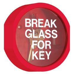 STI-6720 Break Glass Key Box