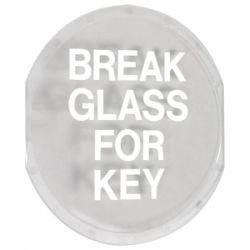 STI 6725 Spare Glass For Break Glass Key Box STI6725