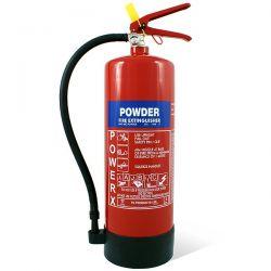 Value Powder Fire Extinguisher - 6 Kg ABC Thomas Glover PowerX - 81/02901