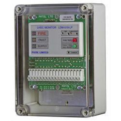 Patol 700-201 LDM-519-LP Analogue LHDC Interface & Fire Zone Monitor