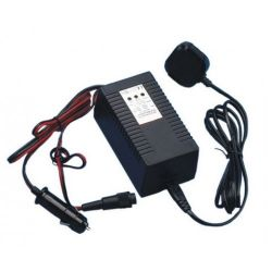 Solo 726-001 220/240v Mains & Car Charger for Solo 760
