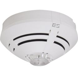 Esser 800375 ES Optical Smoke & Heat OT Blue Multisensor Detector - Conventional