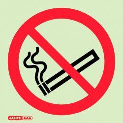 Jalite 8024E No Smoking Sign 200mm x 200mm