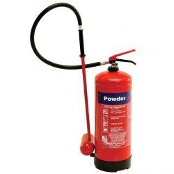 Thomas Glover 9325/00 Firepower 9 Litre Lithium L2 Powder Fire Extinguisher