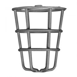 STI-9664/SS Beacon & Sounder Cage - Stainless Steel