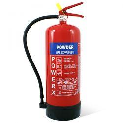 Value Powder Fire Extinguisher - 9 Kg ABC Thomas Glover PowerX - 81/02902