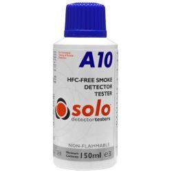 SOLO A10-001 Smoke Detector Tester Aerosol 150ml - Non-Flammable