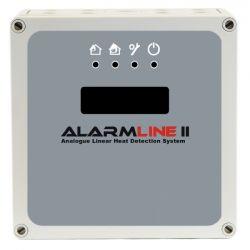 Kidde AAECU Alarmline II Analogue EN Linear Heat Detection Control Unit