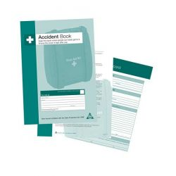 Accident Record Book - A4 Size 81/03261