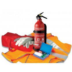Car Safety Kit - Including Extinguisher - AEK1