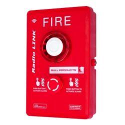 Bull Products ALM04RL Site Evacuation Fire Alarm - Wireless Radio Link Capability
