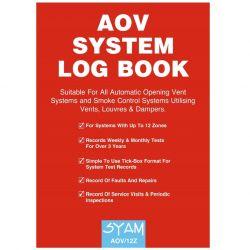 Syam AOV System Log Book - AOV/12Z