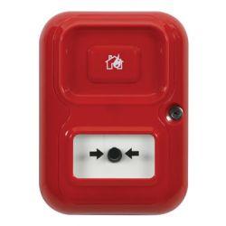 STI AP-2-R-A Alert Point Lite - Stand Alone Alarm System - Red