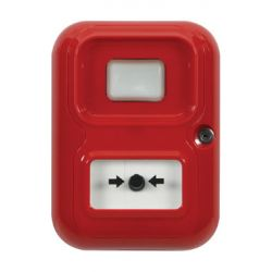 STI AP-4-R-A Alert Point Lite With Beacon - Stand Alone Alarm System - Red